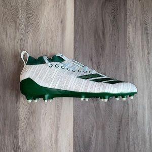 Adidas 8.0 Green Cleats